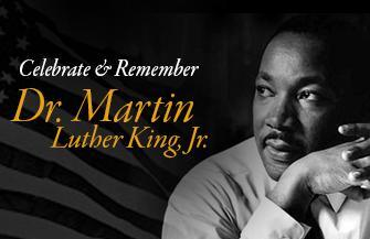 Dr. Martin Luther King  Jr. Day - Monday, January 18th Featured Photo