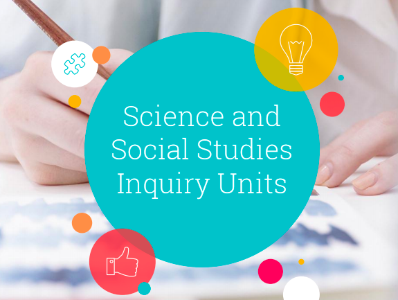Elementary Inquiry Based Science and Social Studies Units Featured Photo