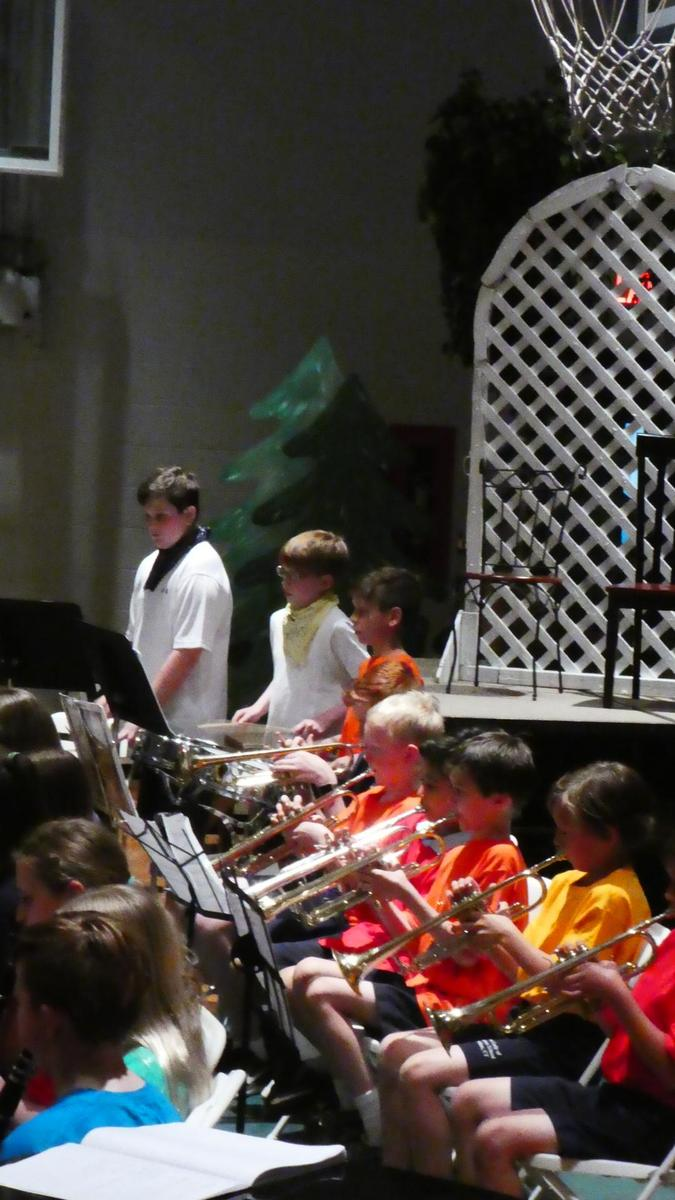 Band Spring Recital