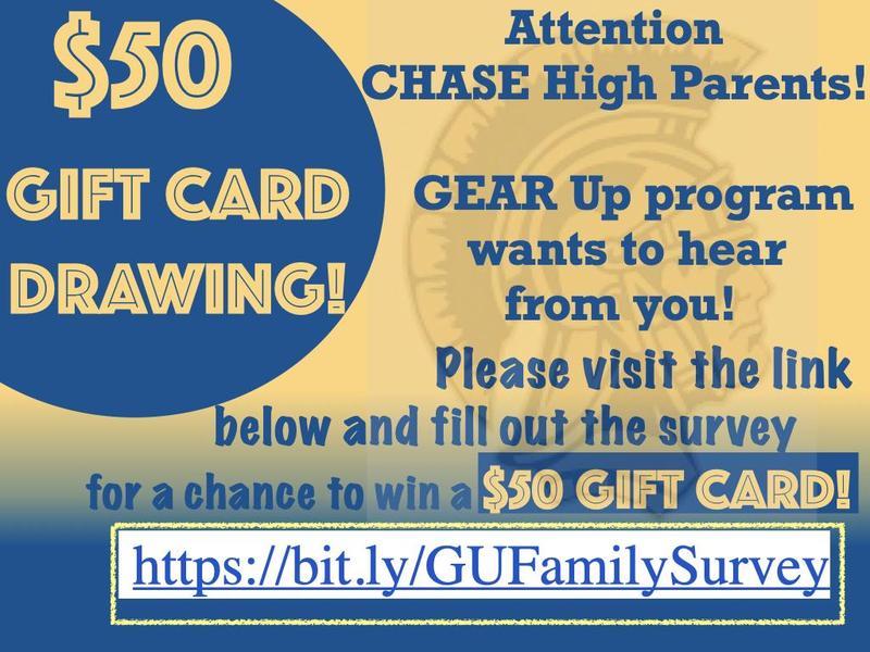 GEAR Up Parent Survey Featured Photo