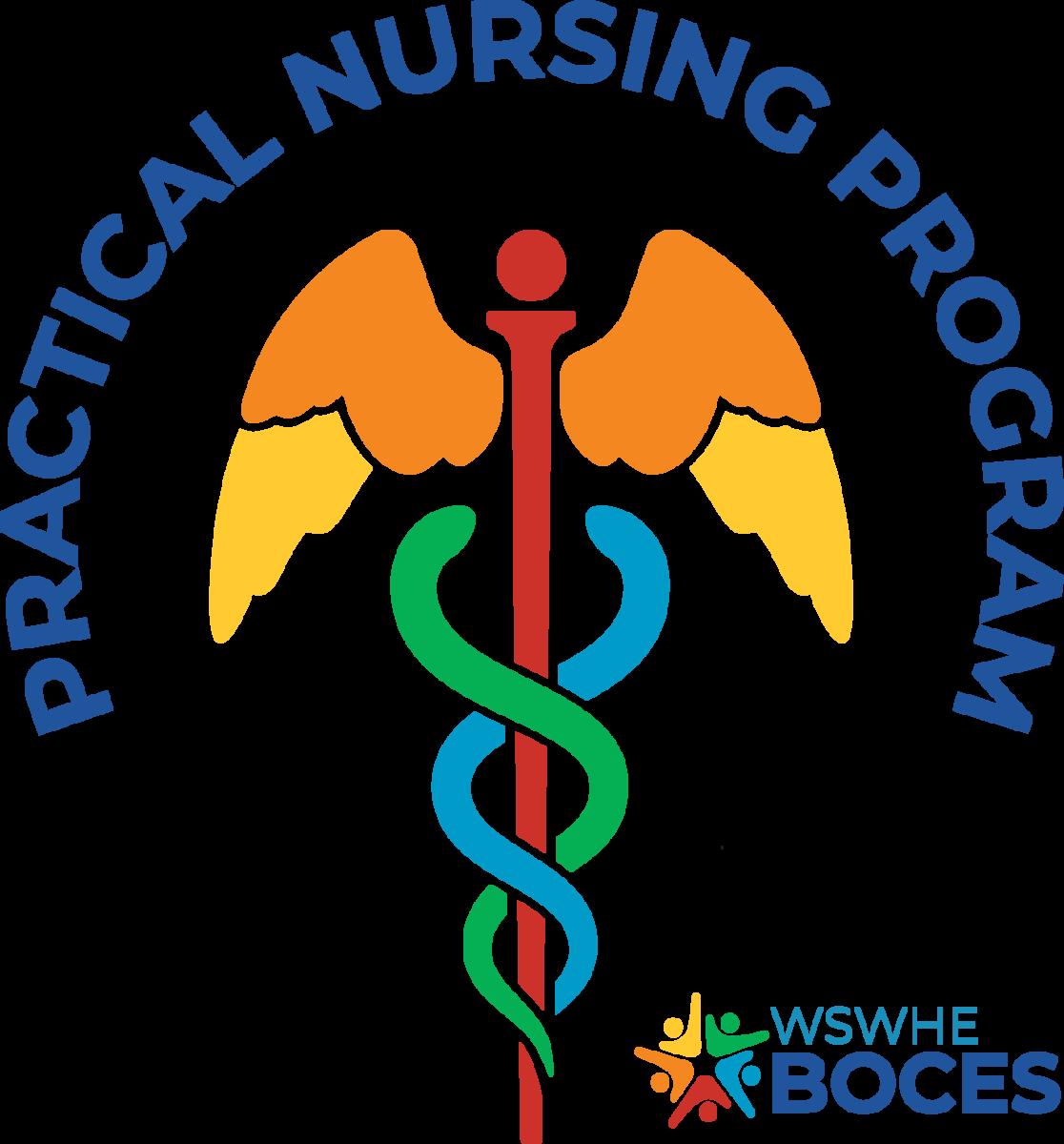 CTE logo with Practical Nursing words