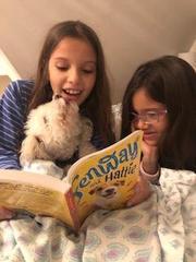 One school, one book readers
