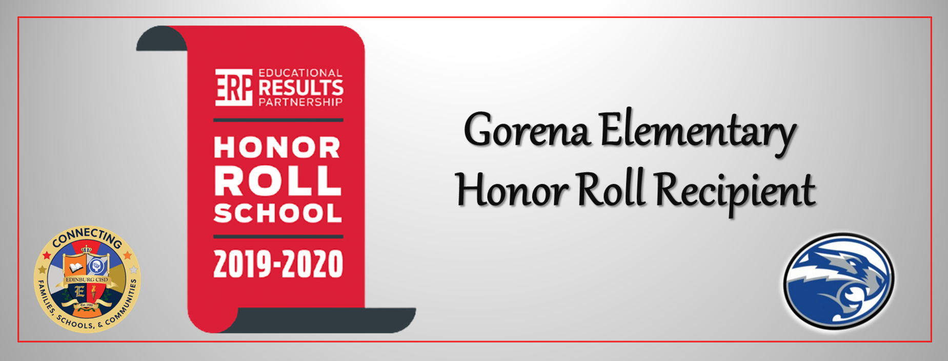 picture of honor roll recipient