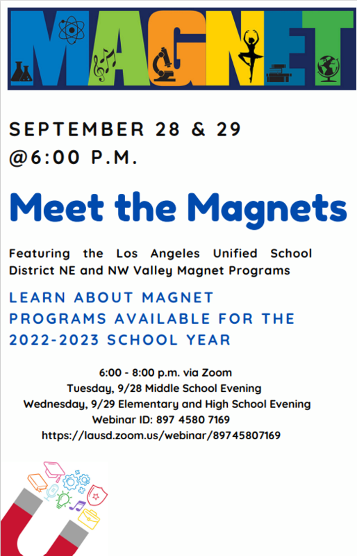 Meet the Magnets!!