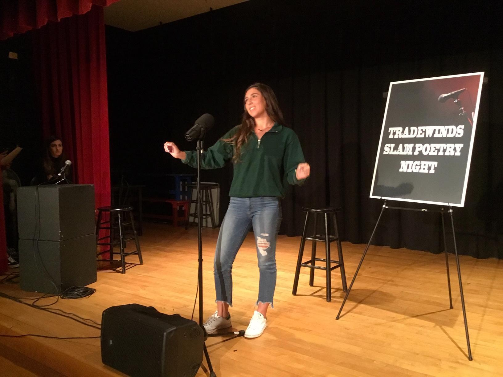 Trade Winds Slam Poetry Night 2019