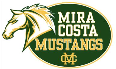 Mira Costa Mustang Logo