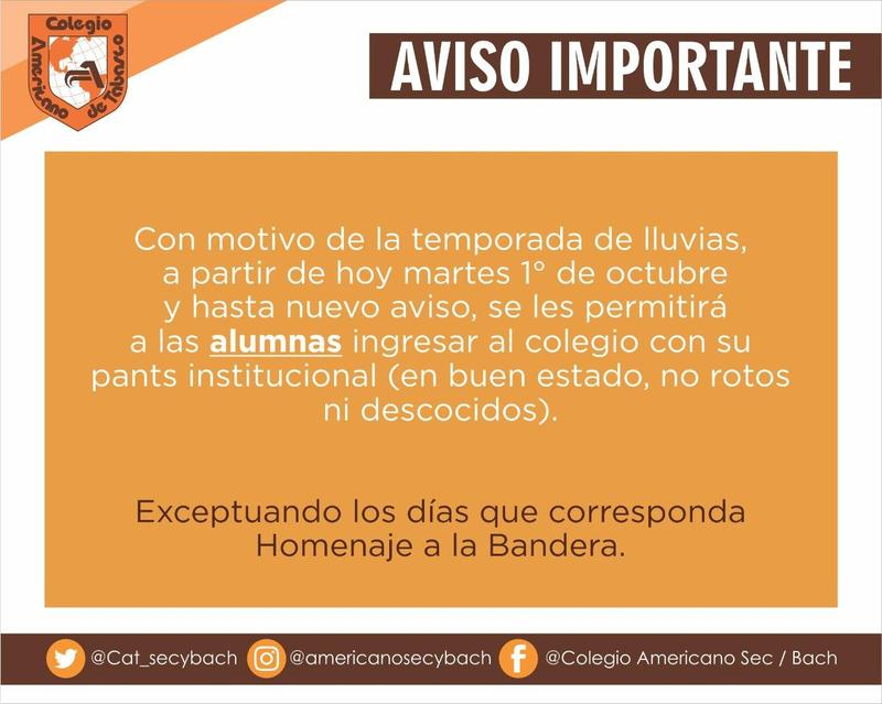 Aviso importante Featured Photo