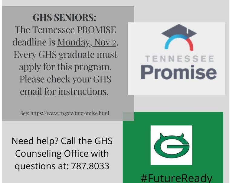TN promise deadline and information