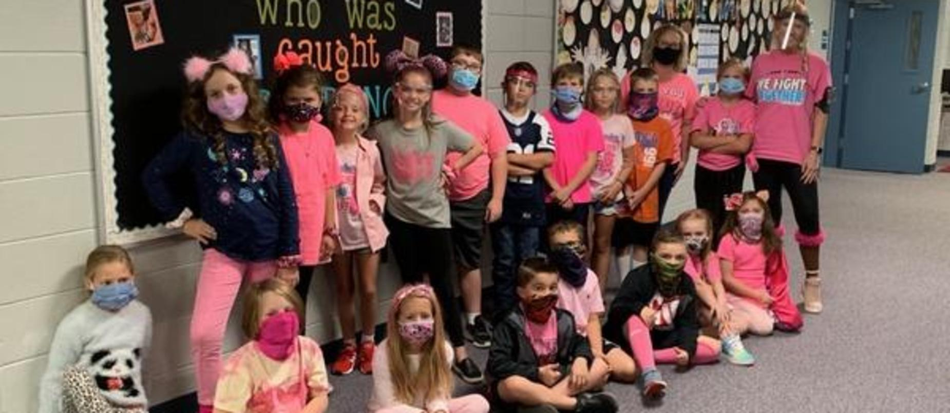 Pink Out Week Photo