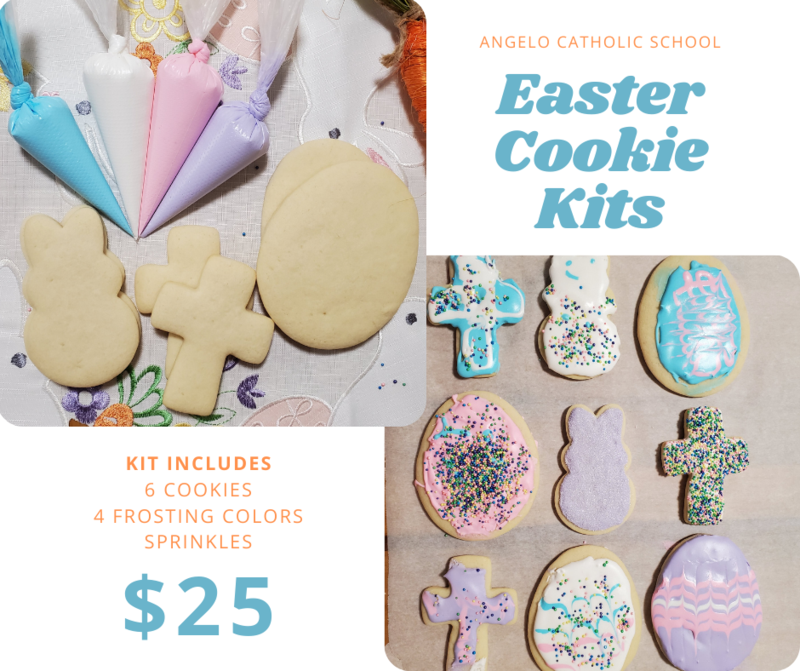 Easter Cookie Kits PreSale Featured Photo