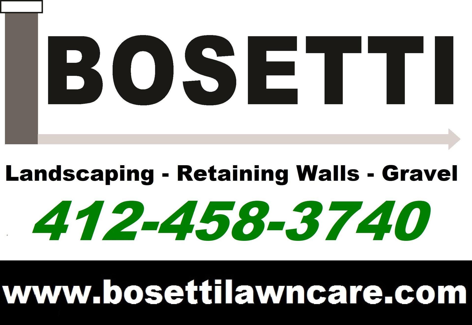 bosetti landscaping