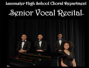 Senior Vocal Recital Photo