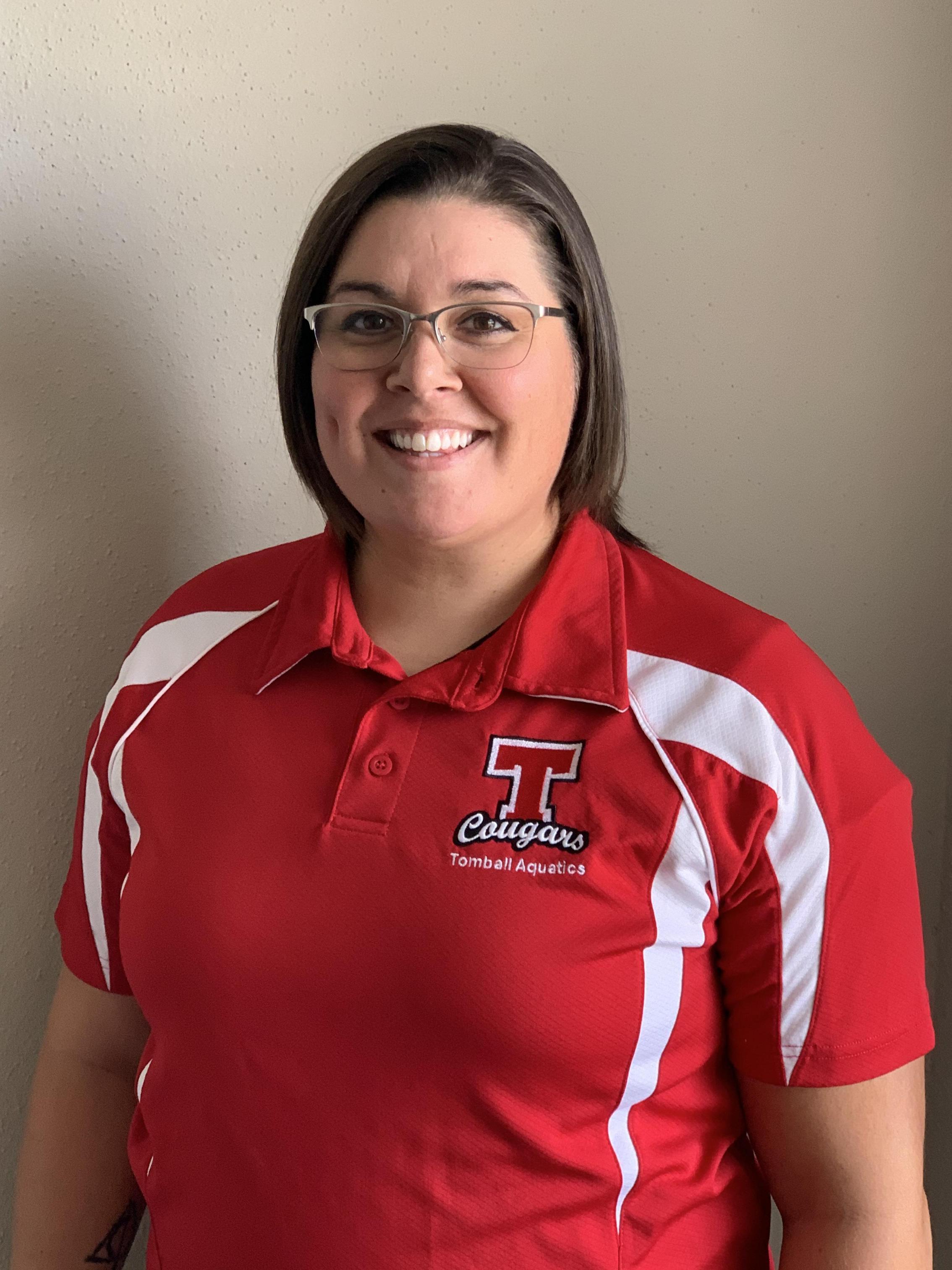 Coach Shaunna Purtell