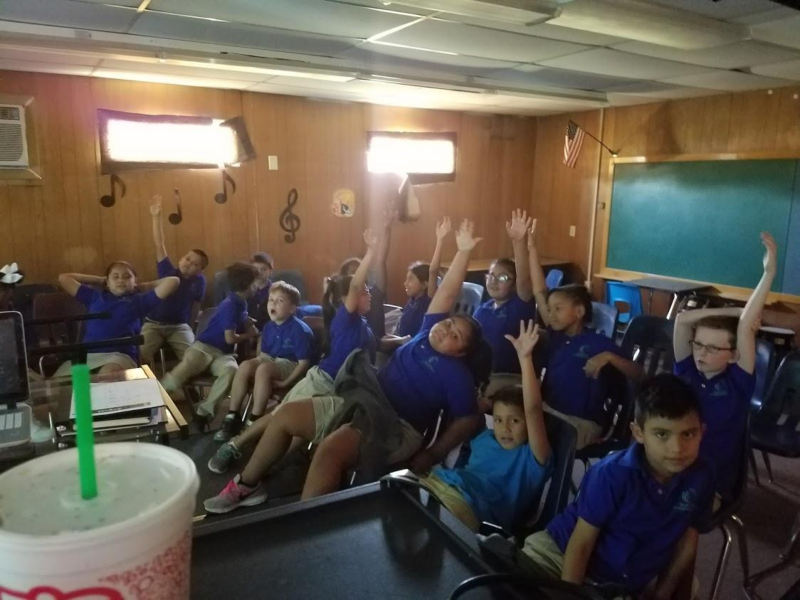 3-4th Grade Music