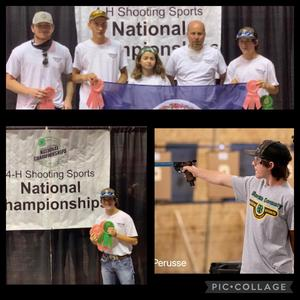4-H Shooting Sports National Competition