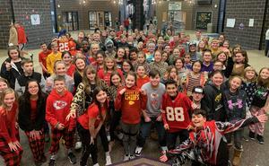 BLMS Chiefs Fans