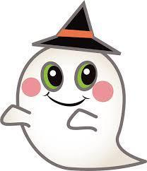 clip art of halloween ghost