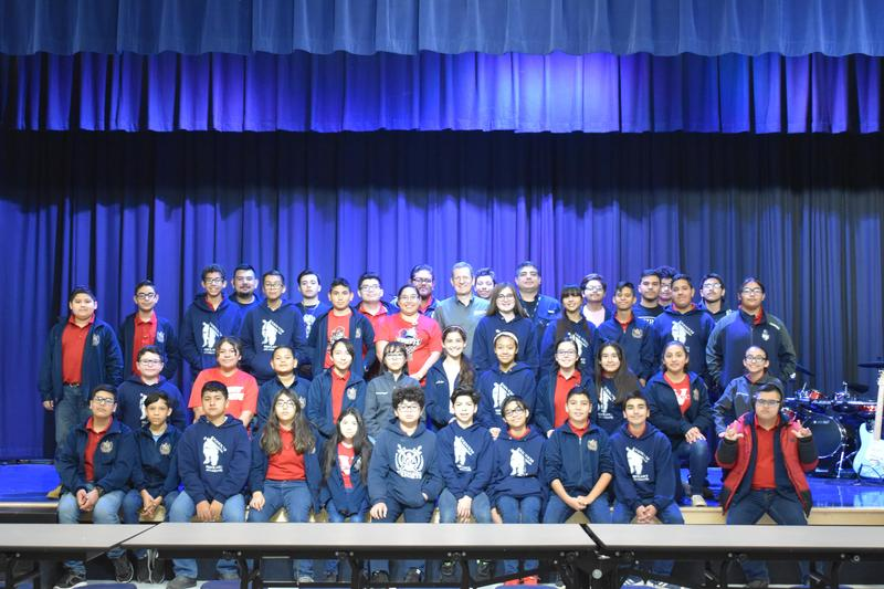 Vanguard Mozart Secondary Celebrate National Engineering Week Featured Photo