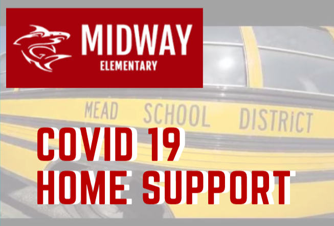 COVID Home Support graphic