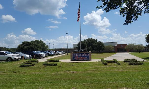 Beau Chene High School - Campus Photo