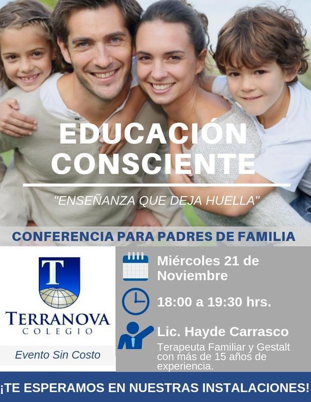 Conferencia para padres