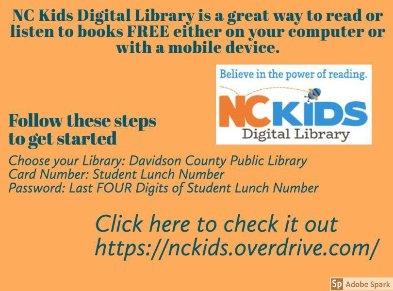 NC digital library