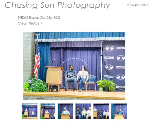 Honors Day Pictures! Featured Photo
