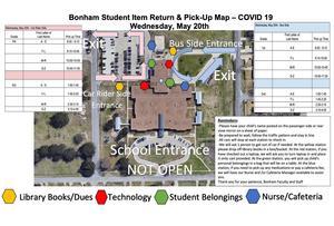 Bonham Map for May 20