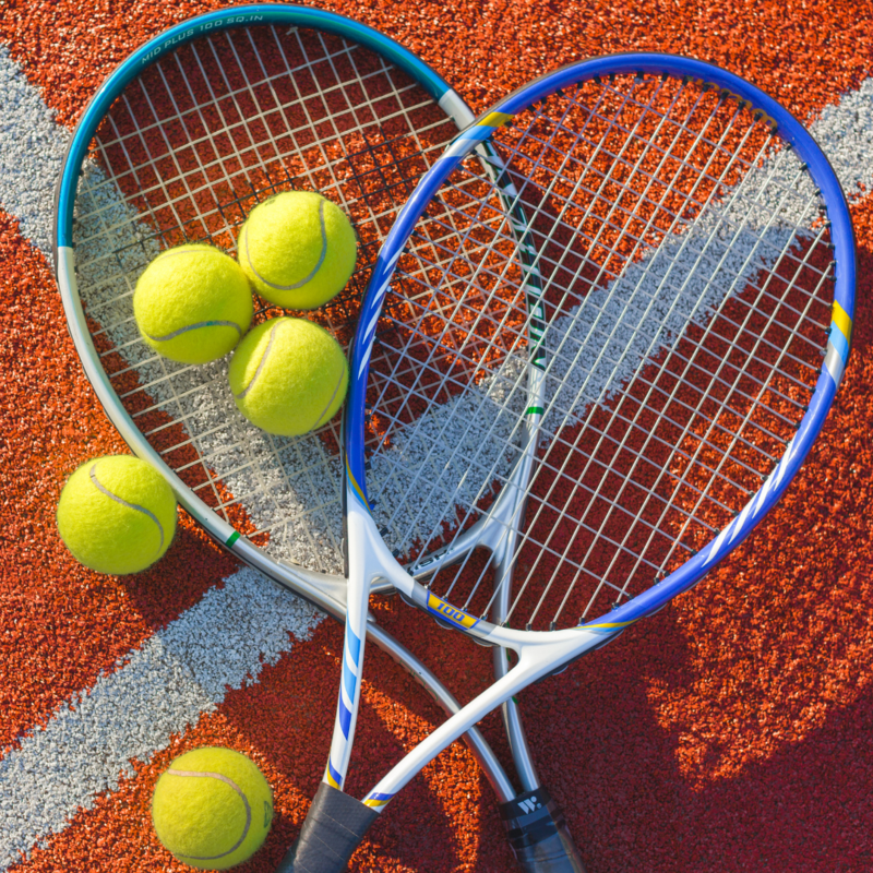 Summer Tennis Opportunities Thumbnail Image