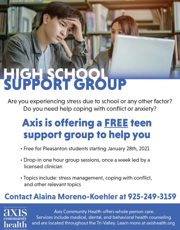 Axis Support Group Featured Photo
