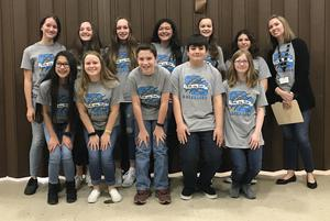 2019 Middle School Battle of the Books