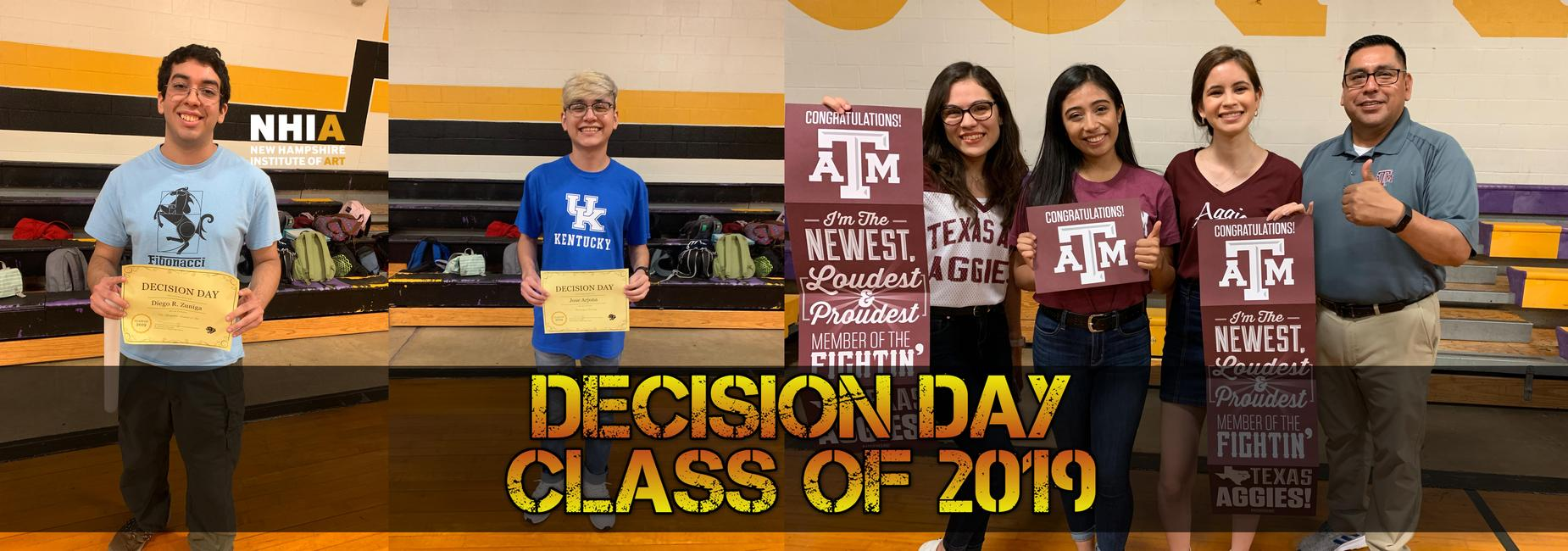 AECHS Decision Day 2019