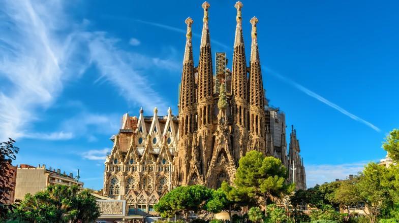 La Sagrada Familia en España