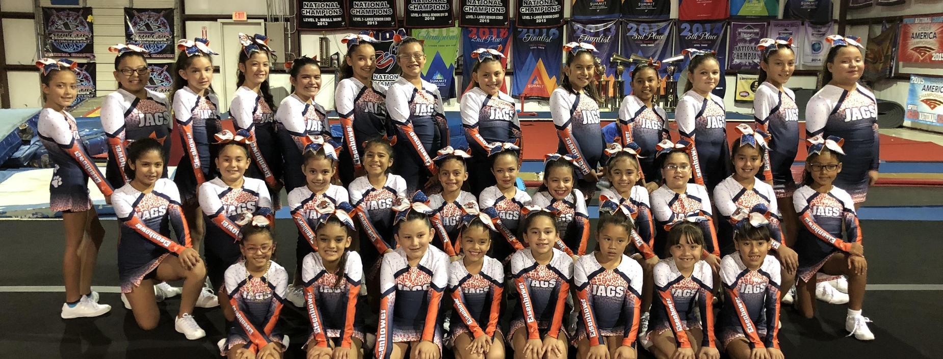 Eisenhower Cheer Team