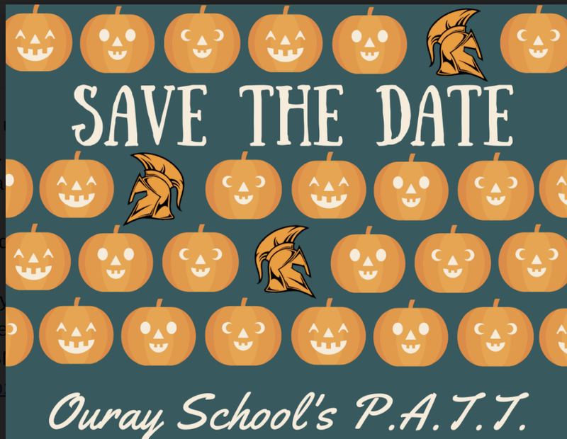 PATT Save the Date Card