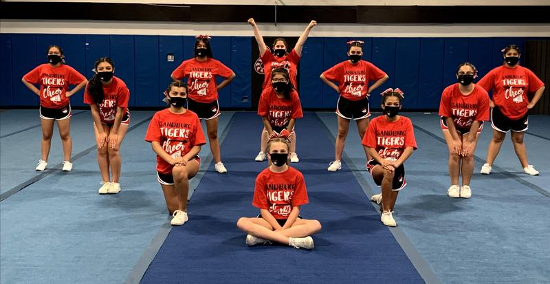 The CSMS Tiger Cheer Team placed Division II in this year's State Cheer Competition! Featured Photo