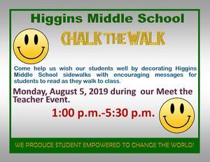 Higgins Middle School