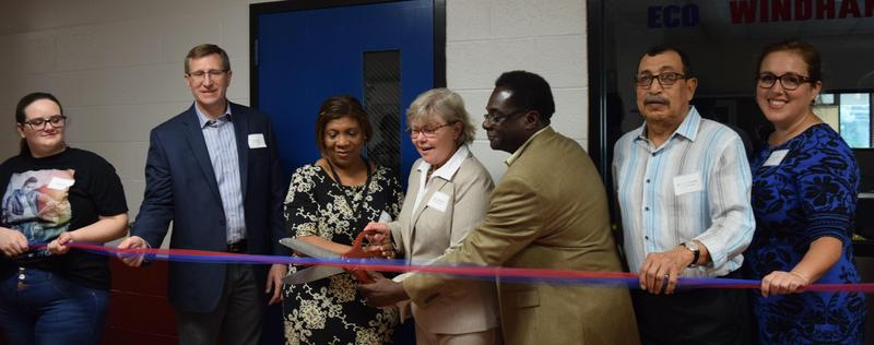 District Celebrates Opening of Windham Early College Opportunity Manufacturing Lab at Windham High School Thumbnail Image