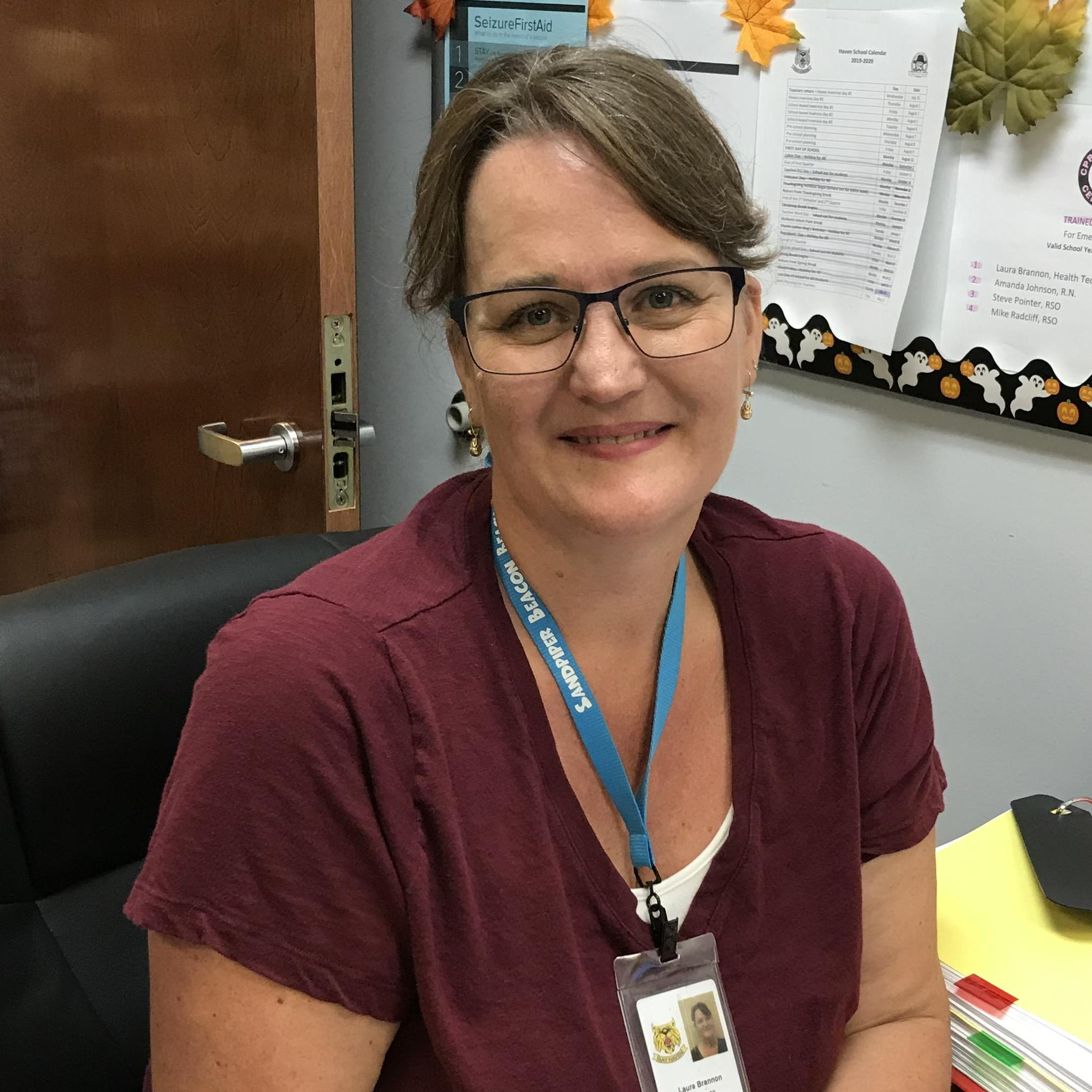 Laura Brannon -School Health Technician's Profile Photo