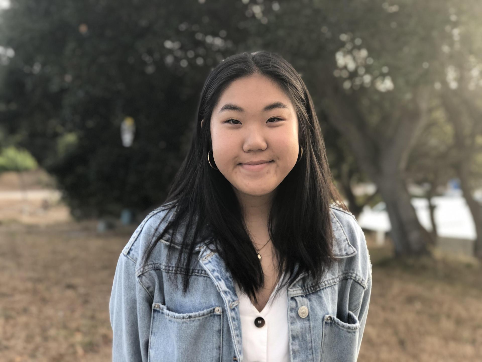Student Board Member Representative - Arissa Chang