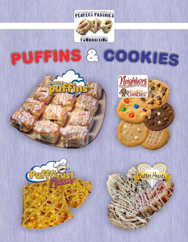 Puffins and Cookies!