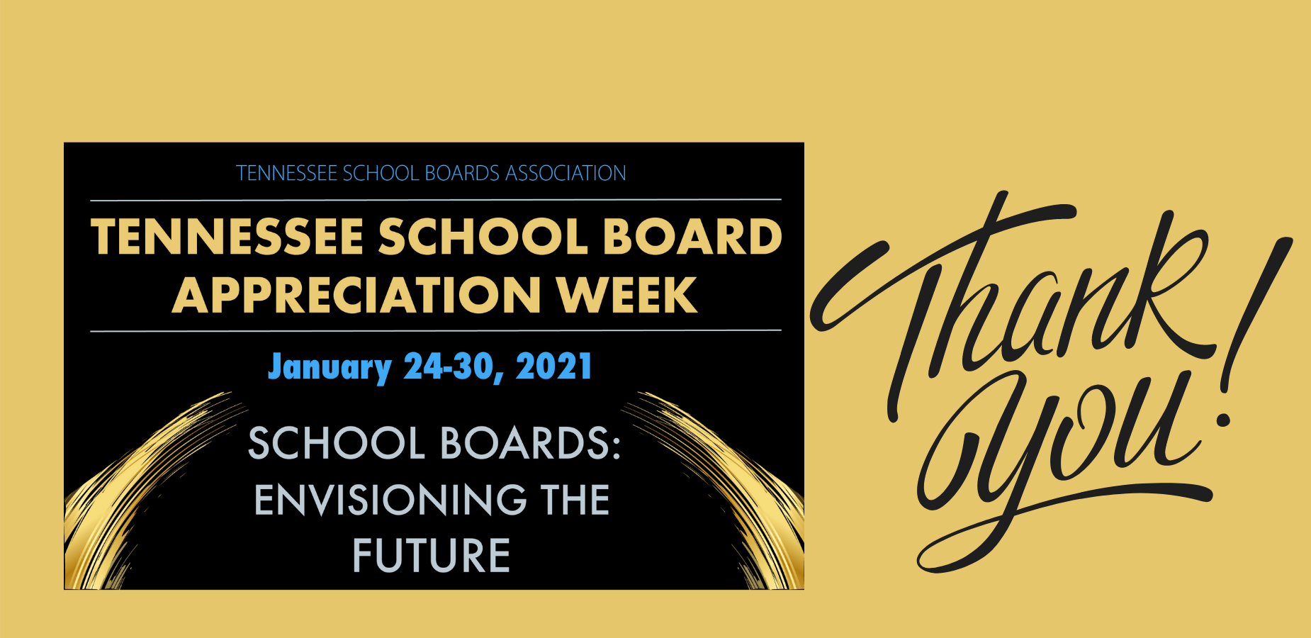 Tennessee School Board Appreciation Week
