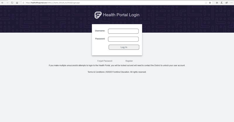 Frontline Health Portal Login Tutorial Thumbnail Image