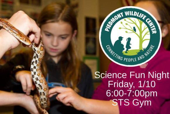Science Fun Night is January 10