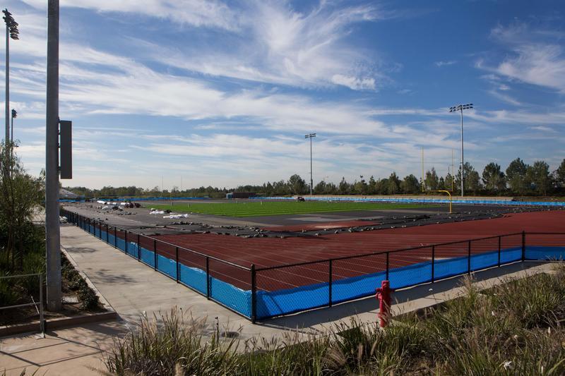 Stadium Lights & Turf Project Featured Photo