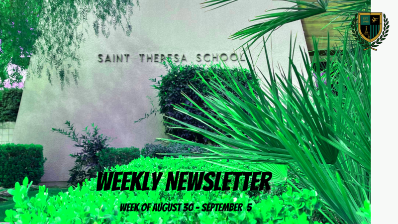 Family Newsletter 08.30.2021 Featured Photo