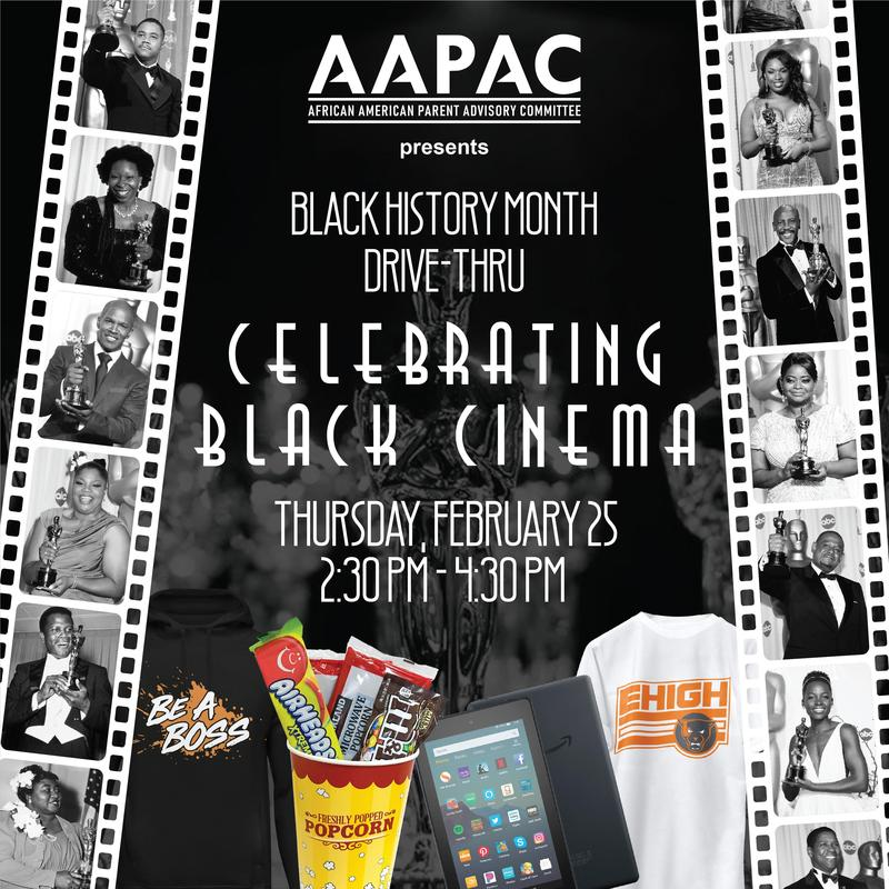 Black History Month Drive-Thru