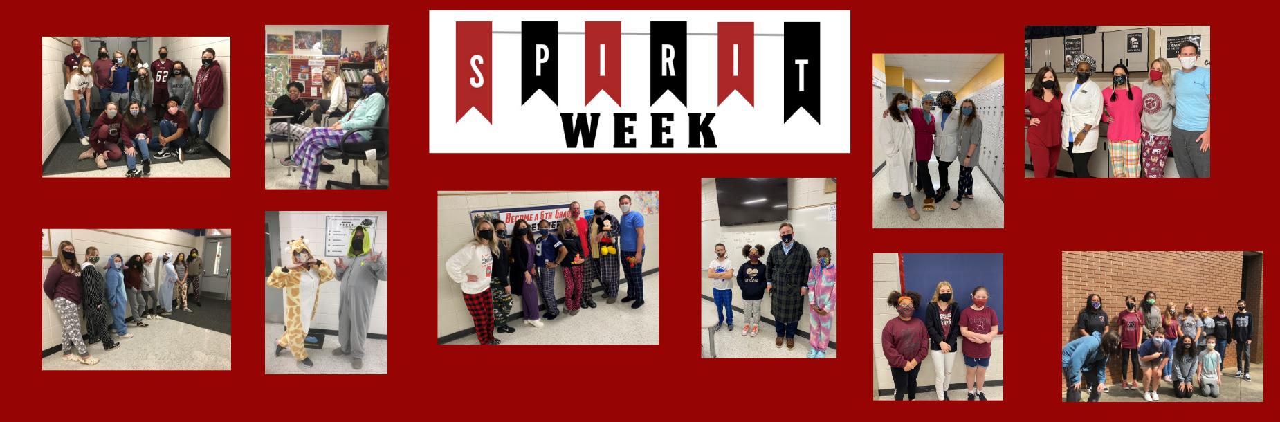 spirit week photos