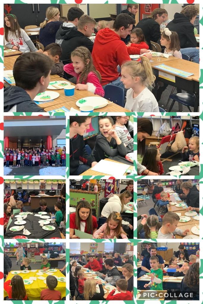 Seniors & Kindergarten Students 2