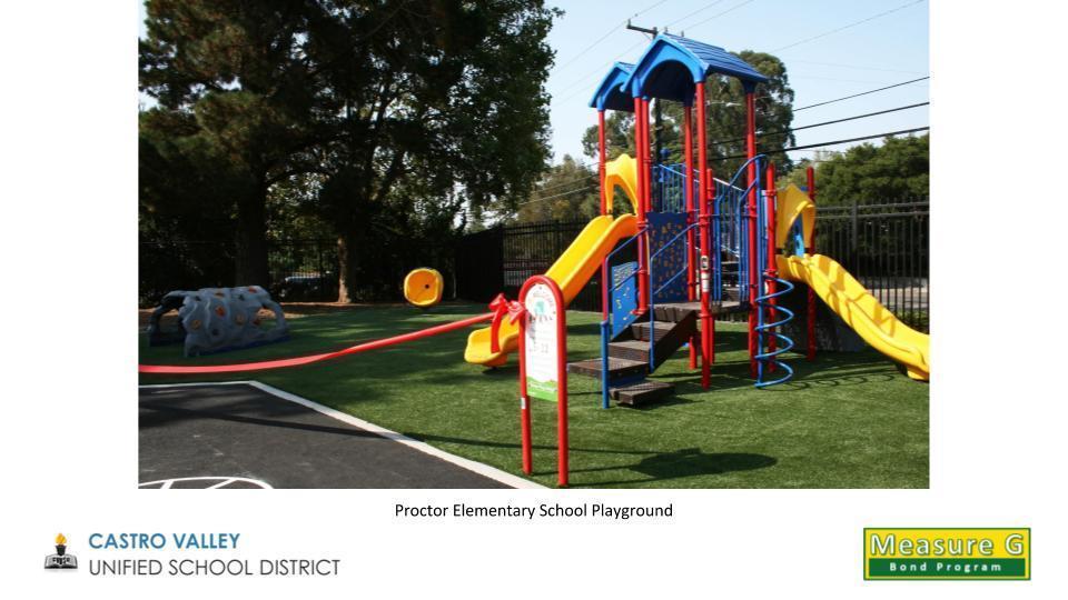 Proctor Elementary School Playground